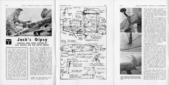 Radio Control Models & Electronics 1962/12 December - page scan thumbnails