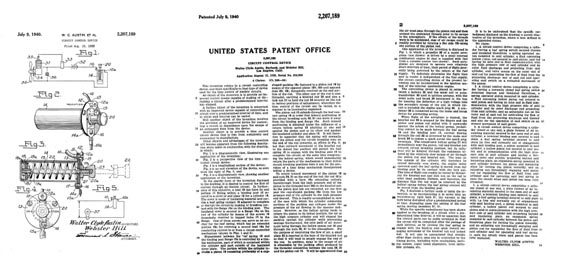 Patent: Circuit Control Device - page scan thumbnails
