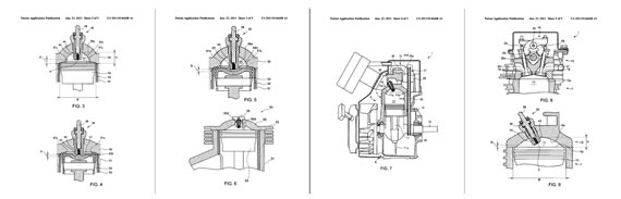 Patent: Glow Plug Engine - page scan thumbnails