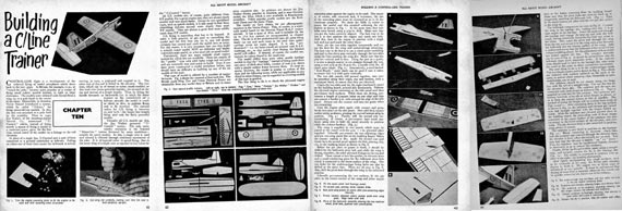 All About Model Aircraft - page scan thumbnails