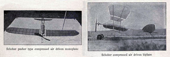 Model Aeroplanes and their Motors - page scan thumbnails