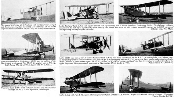 Profile Publications No. 026: De Havilland D.H.4. - page scan thumbnails
