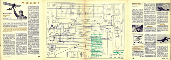 Modelar 1973/12 December - page scan thumbnails