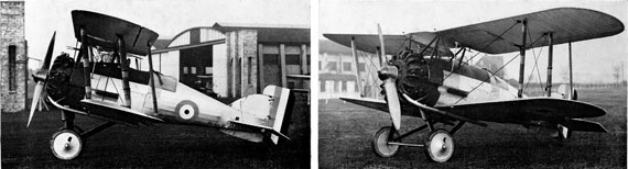Profile Publications No. 033: Gloster Gamecock - page scan thumbnails