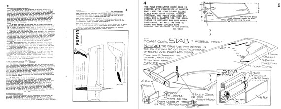 RC Soaring Digest 1984/04 April - page scan thumbnails