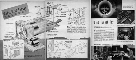 Air Trails Annual 1943 - page scan thumbnails