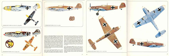 Osprey/ Airwar 020: Luftwaffe Fighter Units, Mediterranean 1941-44 - page scan thumbnails