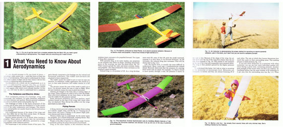 Building & Flying RC Sailplanes & Electric Gliders - page scan thumbnails