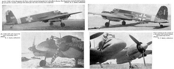 Profile Publications No. 069: Henschel Hs 129 - page scan thumbnails
