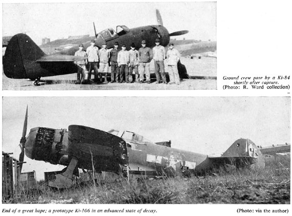 Profile Publications No. 070: Nakajima Ki-84 - page scan thumbnails