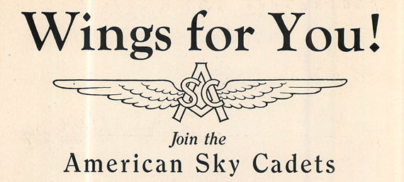 Model Airplane News 1930/10 October - page scan thumbnails