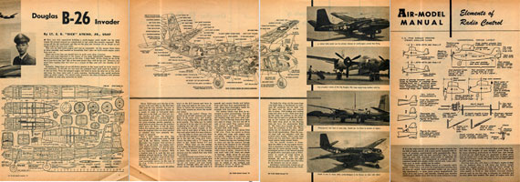 Air Trails Annual 1953 - page scan thumbnails