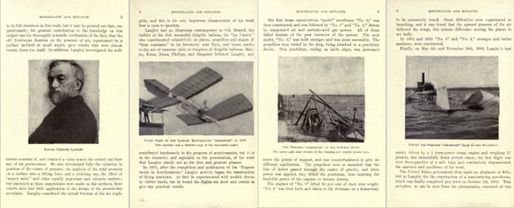 Monoplanes and Biplanes: Their Design, Construction and Operation - page scan thumbnails