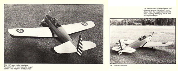 Scale R/C Modeler 1983/12 December - page scan thumbnails