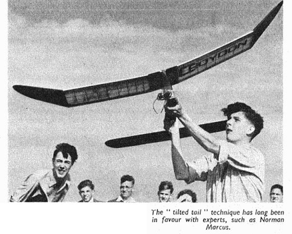 Model Aircraft 1957/10 October - page scan thumbnails