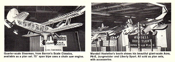 Scale R/C Modeler 1981/08 August - page scan thumbnails