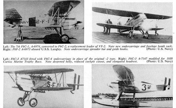 Profile Publications No. 116: Curtiss Navy Hawks - page scan thumbnails