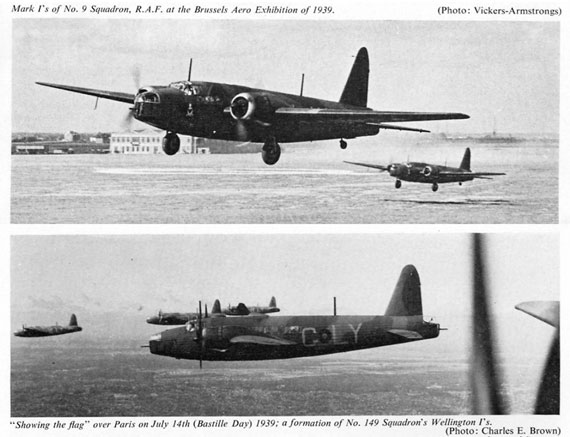 Profile Publications No. 125: Vickers Wellington I & II - page scan thumbnails