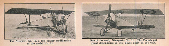Model Airplane News 1933/10 October - page scan thumbnails