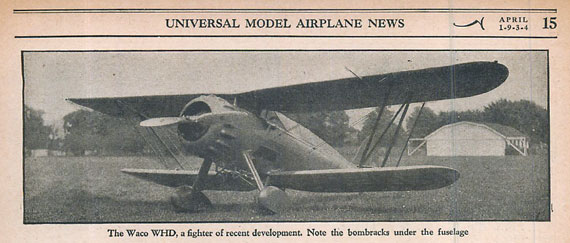 Model Airplane News 1934/04 April - page scan thumbnails